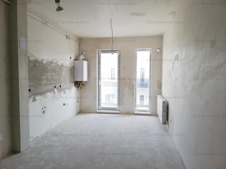 Apartament 2 camere | Model Tip 1 | 40.82 mp utili | Etaj retras - 12 A