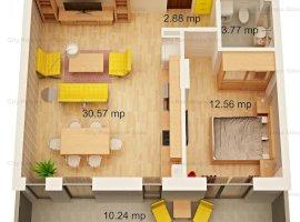 Apartament 2 camere | Etaj 3 | Predare 2020