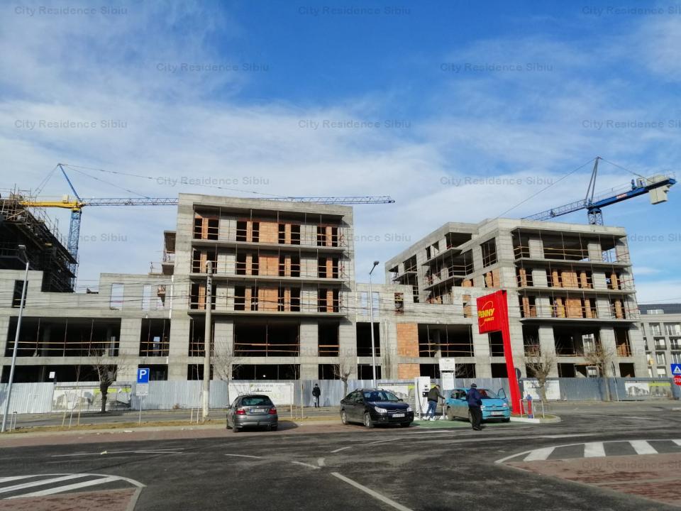 Apartament 2 camere | Model Tip 2 | 40.82 mp + balcon | 12 C