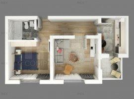 Apartament 2 camere in Trivale City | TC 4