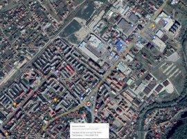 Teren 7688 mp situat in Bistrita, Calea Moldovei 13