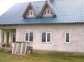 Casa unifamiliala, regim de inaltime P+M - Uivar, Timis