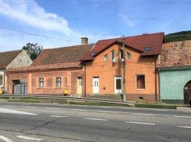 Vila spatiu comercial si teren Viisoara, Bristrita