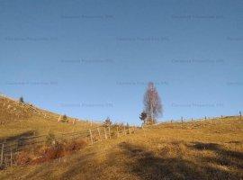 teren intravilan 5.405 mp localizat in Fundata, Jud Brasov