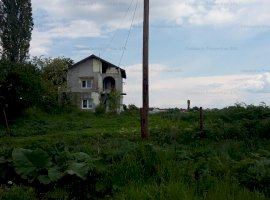Vanzare vila si teren in Lunguletu judetul Dambovita