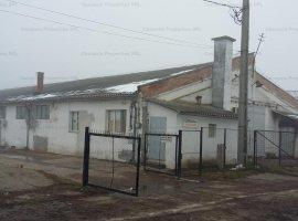 Spatiu industrial si teren 4.000 mp, Sanpaul, Jud. Mures