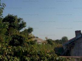 Proprieate agricola, teren de 1496 mp si constructie zootehnica, situata in com.Paunesti, jud.Vrance