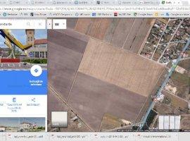 teren extravilan s=8500 mp situat in Tuzla, judet Constanta