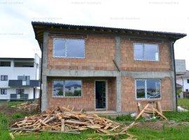 Casa 4 camere +150mp teren zona Selimbar