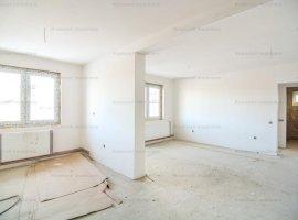 Apartament 3 camere + Pod 130 mp zona Ciresica