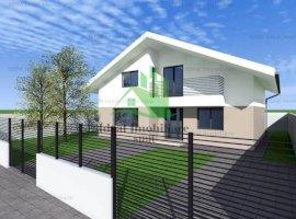 Casa Single cu teren de 350 mp in Sura Mica