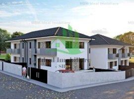 Duplex in Cisnadie cu 4 camere - In Zona Parcului