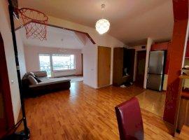 Apartament 3 camere, 110 mp utili, parcare privata in zona Brana, Selimbar