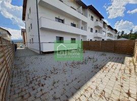 Apartament nou cu 2 camere si gradina de vanzare pe Calea Cisnadiei