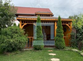 Casa/vila mobilata-utilata LUX - zona Ghimbav