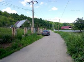Vanzare teren constructii 4364 mp, Podis, Podis