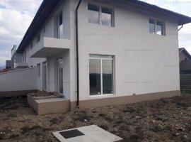 Casa, parte din duplex,Stupini