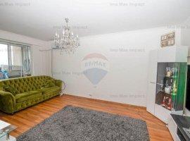 Apartament cu 3 camere de vanzare, mobilat si utilat