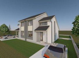 Casa tip Duplex cu 3 camere ,in Giarmata-Vii,ID 592.