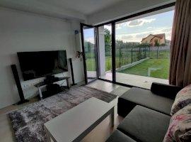Apartament 2 camere cu curte 100mp in Dumbravita