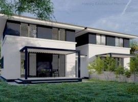Chiajna | Casa Individuala | 4 Camere | 2 Locuri de Parcare |