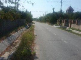 Teren comuna Ratesti, sat Patuleni, Jud. Arges