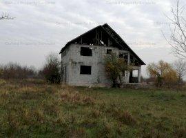 Casa si teren, Branesti, jud. Ilfov