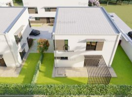 Vila individuala P+1 in complex rezidential privat, Popesti-Leordeni