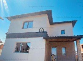 Vila individuala cu 4 camere, constructie 2021,la cheie,580m.p. teren.