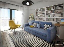 Apartament cu 3 camere in imobil nou contruit Dumbravita