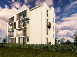 Apartamente decomandate cu 2 sau 3 camere în Giroc