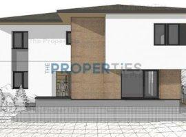 Vand teren cu autorizatie pentru casa - direct proprietar