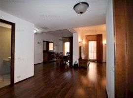Apartament 3 camere, 3 bai, Baneasa, lux, spatios, renovat, terasa generoasa