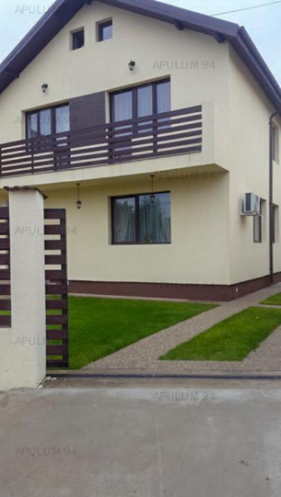 Vila individuala in Domnesti, 4 camere, P+1+Pod, suprafata 120mp utili, teren 400mp.