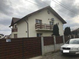 Vila in Clinceni, zona Ciocarliei, P+1+Pod, 190mp, teren 580mp, finisata la cheie.