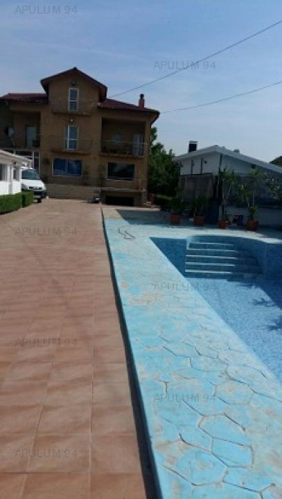 Vanzare pensiune cu piscina Mihailesti.