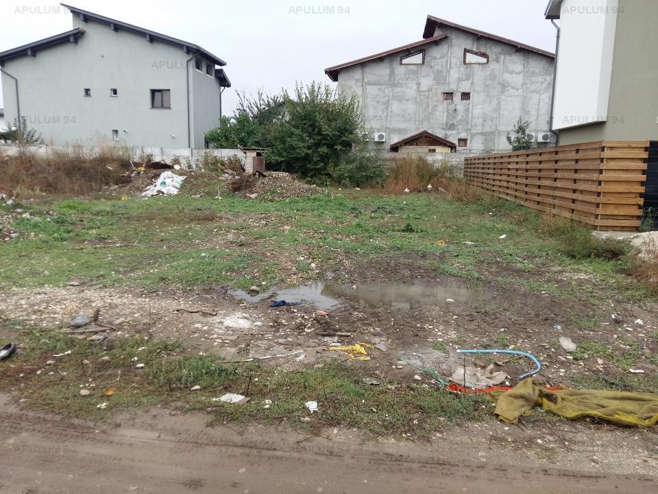 Teren Prelungire Ghencea-Bragadiru