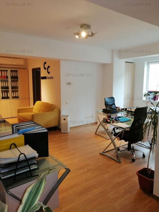 Prelungirea Ghencea, spatiu de birouri/locuit, 65mp, etaj 4/5, mobilier