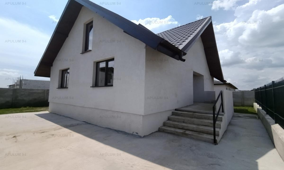 Casa Parter 3 Camere Toate Utilitatile in Buftea