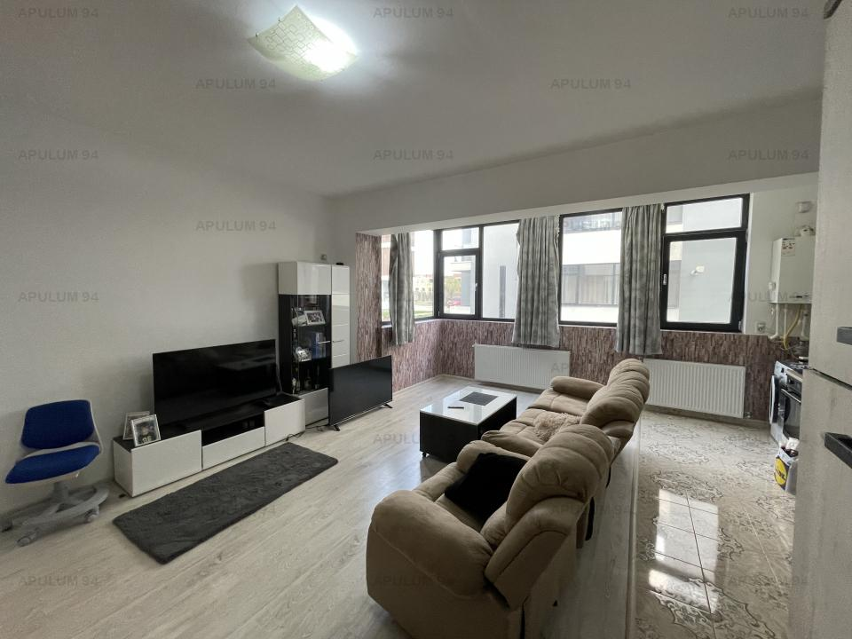 Pantelimon, 3 camere, parter, 70mp, bloc nou, acces privat.