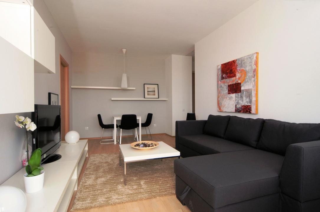Baneasa Apartament 2 camere, mobilat si utilat, parcare subterana