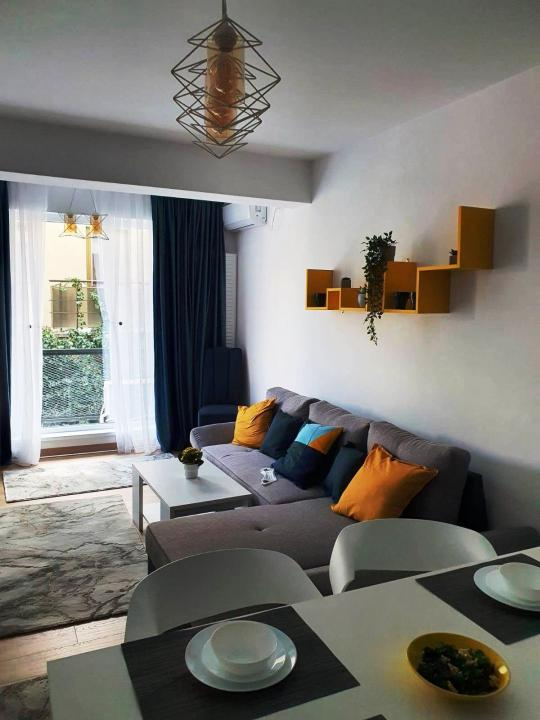 Apartament 3 camere 83mp, mobilat/utilat, loc parcare