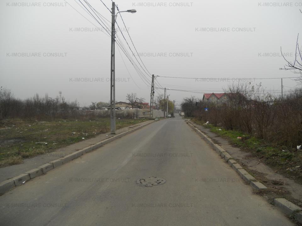 Straulesti Nades teren intravilan 15500 mp deschidere 98 ml urbanism P+4