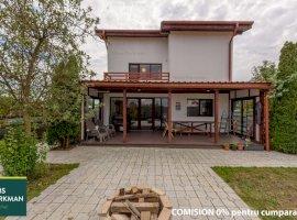 Casa de vanzare P+E+Mansarda open sapce, 257 mp, garaj - Corbeanca