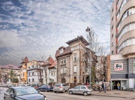 Kiseleff - Ion Mincu, apartament 3 camere in vila interbelica, 90 mpu.