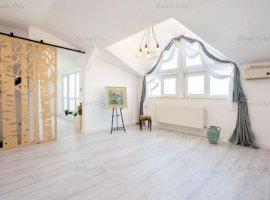 COMISION 0% - Apartament superb 101mp, totul nou,  11 minute metrou Straulesti