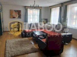 Casa de vanzare individuala 10 camere si 2 mansarde Cisnadioara Sibiu
