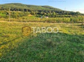Teren intravilan 580 mp de vanzare in Petresti judetul Alba