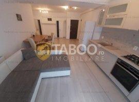 Apartament modern de inchiriat 2 camere si balcon City Residence Sibiu