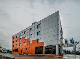 OTOPENI, Complex format din Hotel+Restaurant+Fabrica+Magazin